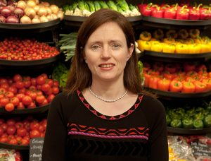 Carmel Biggane, Food Academy Manager, SuperValu